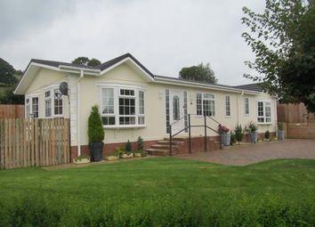 Thumbnail 2 bed mobile/park home for sale in Rockbridge Park, Presteigne, Powys, Wales, 2Nf