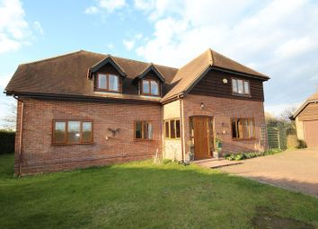 Thumbnail 5 bed detached house for sale in Springhill Road, Grendon Underwood