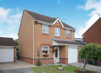 Thumbnail 3 bedroom detached house for sale in Cherry Tree Drive, Long Duckmanton, Chesterfield