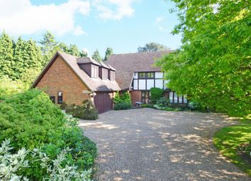 Thumbnail 5 bed detached house to rent in Queensgate, Fairmile Lane, Cobham