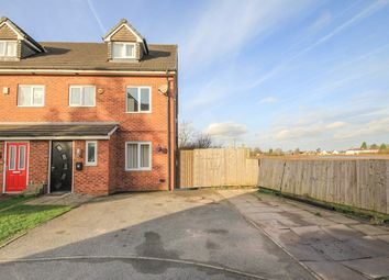 Thumbnail 4 bed detached house for sale in Rushton Close, Burtonwood, Warrington
