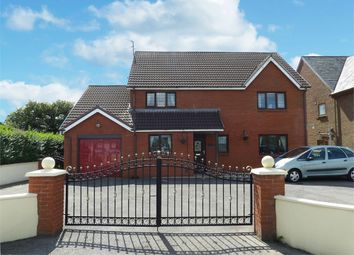 Thumbnail 5 bed detached house for sale in Five Roads, Llanelli, Carmarthenshire
