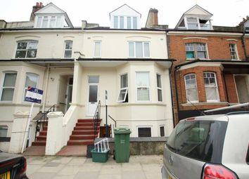 Thumbnail 1 bed flat to rent in Sumatra Road, London