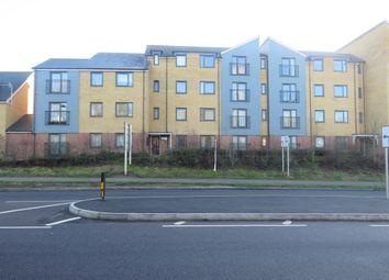 Thumbnail 2 bed flat for sale in Stratford Road, Wolverton, Milton Keynes