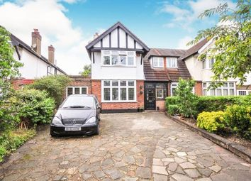 Thumbnail 4 bed semi-detached house for sale in Kent House Road, Beckenham, Kent, .