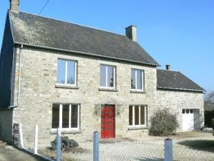 Thumbnail 4 bed country house for sale in Saint-Clément-Rancoudray, Basse-Normandie, 50850, France