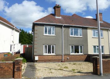 Thumbnail 3 bedroom property for sale in 19 Caemawr, Betws, Ammanford, Carmarthenshire.