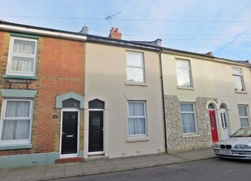 Thumbnail 3 bed terraced house for sale in Brompton Road, Southsea