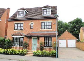 Thumbnail 6 bed detached house for sale in Beddoes Croft, Medbourne, Milton Keynes