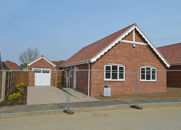 Thumbnail 3 bed detached bungalow for sale in Plot 4, Barn Owl Close, Reedham