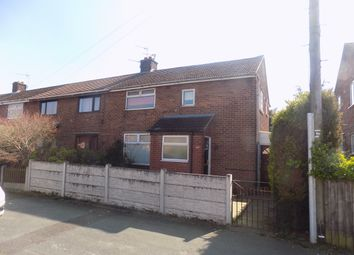 Thumbnail 3 bed end terrace house for sale in Langford Road, Lostock Gralam, Northwich