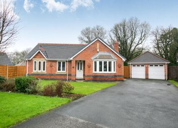 Thumbnail 3 bed bungalow for sale in Chipstead Close, Hartford, Northwich