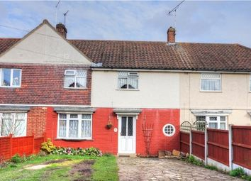 Thumbnail 3 bed terraced house for sale in Barrett Road, Norwich