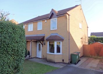 Thumbnail 3 bed semi-detached house to rent in Acacia Close, Leicester Forest East, Leicester