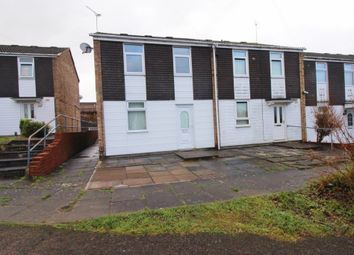 Thumbnail 3 bed end terrace house for sale in Ambassador Road, Leicester