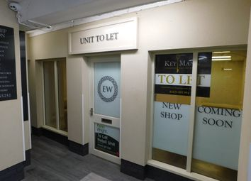 Thumbnail Retail premises to let in High Street, Maldon