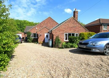 Thumbnail 3 bedroom detached bungalow for sale in South-Eau Bank, Gedney Hill, Spalding