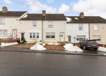 Thumbnail 2 bed terraced house for sale in Ballochney Street, Airdrie, North Lanarkshire