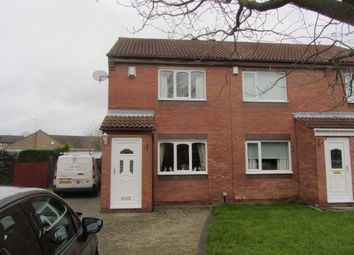 Thumbnail 2 bed semi-detached house to rent in Priors Grange, Pittington