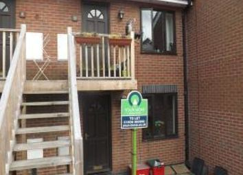 Thumbnail 1 bed flat to rent in Rays Brow Church Road, Barnton, Northwich