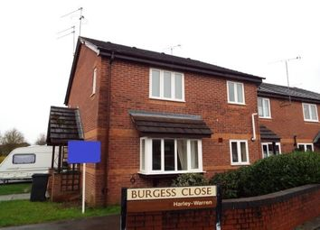 Thumbnail 1 bed property to rent in Burgess Close, Worcester