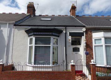 Thumbnail 1 bedroom terraced house for sale in Dene Street, Sunderland
