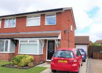 Thumbnail 3 bed semi-detached house for sale in Fox Close, Ingleby Barwick, Stockton-On-Tees