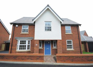 Thumbnail 4 bed detached house to rent in Intaglio Drive, Barlaston, Stoke-On-Trent