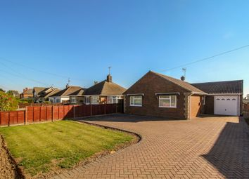 Thumbnail 3 bed detached bungalow for sale in Bourne Road, Spalding, Lincolnshire