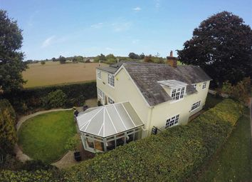 Thumbnail 4 bed cottage for sale in Gateway Cottage, Hadleigh Road, Holton St Mary