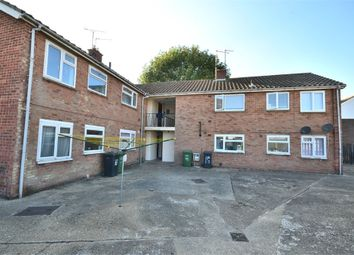 Thumbnail 2 bedroom flat for sale in North Way, King's Lynn