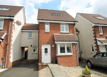 Thumbnail 3 bedroom terraced house for sale in Millgate Crescent, Caldercruix, North Lanarkshire