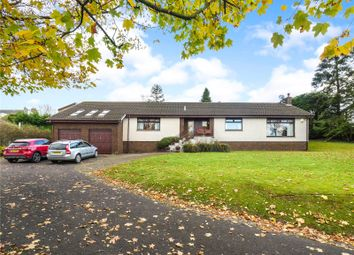 Thumbnail 4 bed bungalow for sale in The Father's House, Church Lane, Beith Road, Howwood