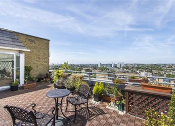Thumbnail 3 bed flat for sale in Boydell Court, St. Johns Wood Park, London