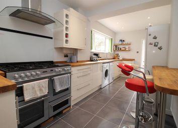 Thumbnail 3 bed semi-detached house for sale in Heartsease Lane, Norwich