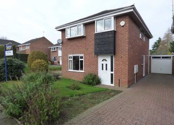 Thumbnail 4 bed detached house for sale in Trinity Close, Daventry