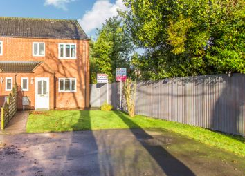 Thumbnail 3 bed semi-detached house for sale in Greenhill Drive, Barwell, Leicester