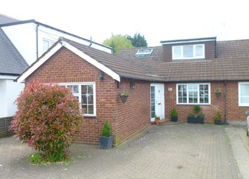 Thumbnail 5 bed semi-detached bungalow for sale in Westland Drive, Brookmans Park, Herts
