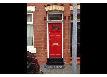 Thumbnail Room to rent in Ventnor Street, Salford