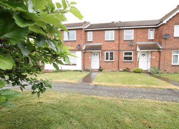Thumbnail 2 bed terraced house for sale in Holbrook Crescent, Felixstowe