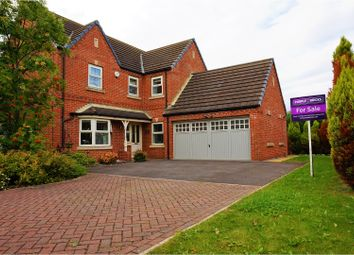 Thumbnail 4 bedroom detached house for sale in Olive Grove, Goole