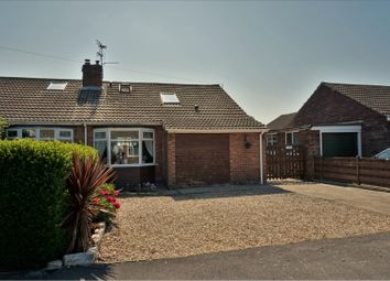 Thumbnail 4 bed semi-detached house for sale in Borrowdale Drive, York