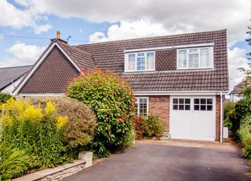 Thumbnail 3 bed detached house for sale in Second Avenue, Greytree, Ross-On-Wye