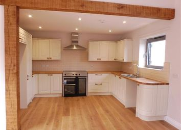 Thumbnail 3 bed barn conversion to rent in Church End, Woodwalton, Huntingdon