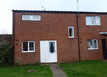 Thumbnail 2 bed terraced house for sale in Catesby Close, Kingsthorpe, Northampton
