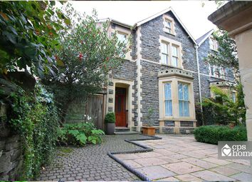 Thumbnail 5 bed semi-detached house for sale in Oakfield Street, Roath, Cardiff