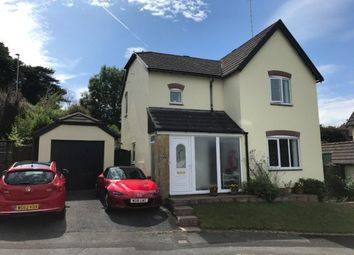 Thumbnail 3 bed detached house for sale in Bunting Close, Ogwell, Newton Abbot