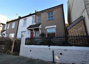 Thumbnail 2 bed end terrace house for sale in Mount Pleasant Road, Dartford, Kent