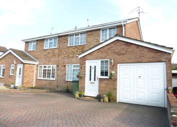 Thumbnail 3 bed semi-detached house for sale in Coed Y Wennol, Caerphilly