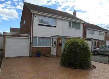 Thumbnail 2 bed semi-detached house for sale in Burnside, Ashington